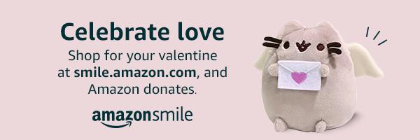 Amazon Smile Valentines Day